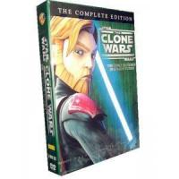 Buy cheap Star Wars: The Clone Wars Season 6 Complete DVD Boxset from wholesalers