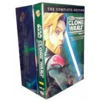 Buy cheap Star Wars: The Clone Wars Seasons 1-6 Complete DVD Boxset from wholesalers
