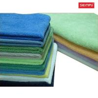 Buy cheap One Sided Microfiber Car Cleaning Cloth (XQC-C025) from wholesalers