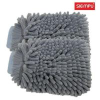Buy cheap Microfiber Chenille Wash Mitt (XQC-C023) from wholesalers