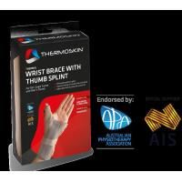 Buy cheap Thermal Support Thermal Wrist Brace with Thumb Splint from wholesalers
