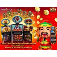 Buy cheap IGS the God of Wealth Coming Fa Fa Fa Real Casino Slot from wholesalers