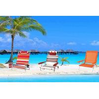 Buy cheap Beach Chaireco-friendly colorful beach chairs from wholesalers