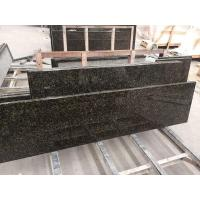 Buy cheap Verde UBA Tuba Granite Countertops with Backsplash for Granite Kitchen Counter Home Depot from wholesalers