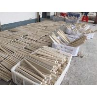 Buy cheap Cream Beige Marble Tile Trim with Bullnose Edge Tile Trim for Bathroom Shower Deorative from wholesalers