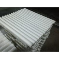 Buy cheap Thassos Crystal White Marble Bullnose Tile Trim As Subway Edge Corner Tile and Window Sills from wholesalers