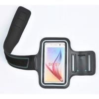Buy cheap Running armband neoprene mobile phone Sport Armband Case with Key Holder from wholesalers