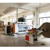 Buy cheap Single 2 Ply Corrugated Cardboard Production Line from wholesalers