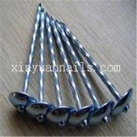 Buy cheap BWG 8 X 3''spiral Shingle Roofing Nails from wholesalers
