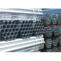 Buy cheap Zinc Painted Astm A53 Grade B Erw Pipe, Hot Dip Galvanized Threaded Pipe from wholesalers