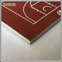 Buy cheap Top Quality Outdoor Basketball Court Surfaces Flooring from wholesalers