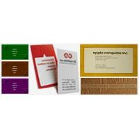 Buy cheap Banners Embossed Business Cards from wholesalers