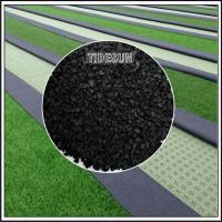 Buy cheap Outdoor Black Plastic Rubber Mulch for Landscaping from wholesalers