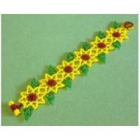 Buy cheap Sassy Sunflower Bracelet by The Bead Doodler from wholesalers
