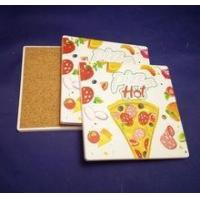 Buy cheap Wholesale Personalized absorbent sandstone coaster from wholesalers