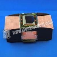 Buy cheap Baccarat Cheat 4 Decks Automatic Playing Card Shuffler With One Camera from wholesalers