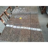 Buy cheap merry gold granite paver stone product