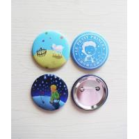 Buy cheap Cheap Button Badge Pin Personalised Custom Cute Design Template from wholesalers