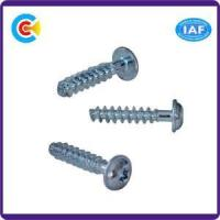Buy cheap Flower Flat Tail Pan Head Inch Self-Tapping Screw from wholesalers