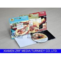 Buy cheap Professional Printing On Cardboard Cd Packaging Duplications And Printing Online from wholesalers