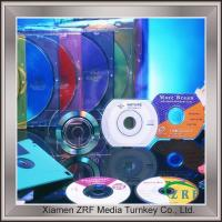 Buy cheap Wholesale Cheap CD Duplication, Handmade Duplication CD Pressing And Packaging Service from wholesalers