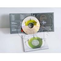 Buy cheap CD sleeve print/Printing Fully Customized CD DVD Printing & Packaging Factory from wholesalers