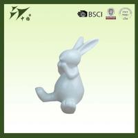Buy cheap Ceramic Baby Bunny Easter Decoration Rabbit from wholesalers