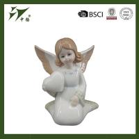 China 2017 porcelain baby angel figurine for home decoration on sale