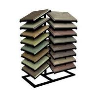 Buy cheap Merchandising Display Fixture Metal marble display stand from wholesalers