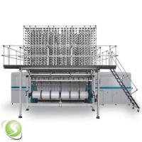 Buy cheap Raschel Warp Knitting Machine from wholesalers