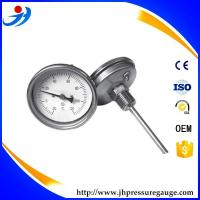 Buy cheap JH-049 Industrial bimetal thermometer from wholesalers