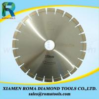 Buy cheap Large Diamond Blades Arix Diamond Saw Blades from wholesalers