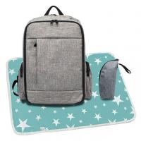 Buy cheap Baby Bags Diaper Backpack Style Set Online Sale for Mothers from wholesalers