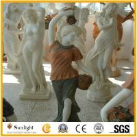 Buy cheap Culture Stone Marble Statue Marble Sculpture Stone Carving from wholesalers