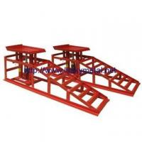 Buy cheap Car ramps with 2 post floor plate &detachable steel car lifting ramp from wholesalers