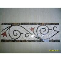 Buy cheap Marble Mosaic & Medallion & Border Marble Mosaic Border from wholesalers