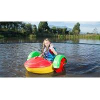 Buy cheap Paddle/Electric Boat amusement park ride inflatable boat for sale from wholesalers