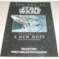 China Art of Star Wars Trade Paperback w/revised 1994 Cover on sale