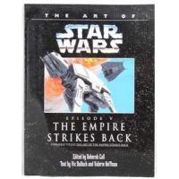 China Star Wars Art of SW Empire Strikes Back Trade Paperback Book on sale