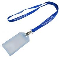 Buy cheap Charity Conference Badges and Lanyards Personalised from wholesalers