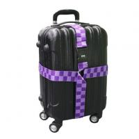 Buy cheap 2 Way Luggage Security Strap with Combination Lock from wholesalers