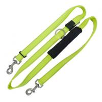 Buy cheap Best Long Double Dog Training Leash for Pitbull from wholesalers