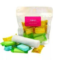 Buy cheap Compressed Towel Product No.:LM101 from wholesalers