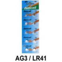 Buy cheap 20 x AG3 / LR41 / 392 Batteries Alkaline 1.5V Button Coin Cell from wholesalers