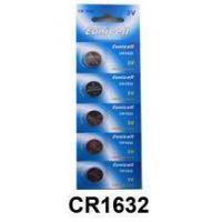 Buy cheap 10 x CR1632 / DL1632 / EBR1632 Batteries - Lithium 3V Button Coin Cell 3 Volt CR1632 Battery from wholesalers