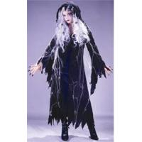 Buy cheap Donut Couples Costumes Adult Spider Web Gauze Ghost Costume from wholesalers
