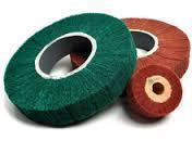 High Quality Various Size Non Woven Abrasives Wheels with Factory Price