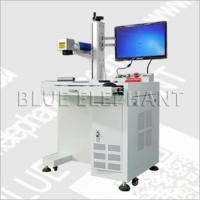 ELE 200F fiber laser marking machine