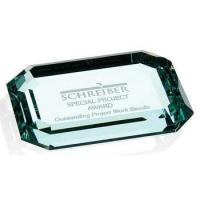 Buy cheap Jade Glass Paperweight Item#: CCT-JWEIGHT-1201 from wholesalers