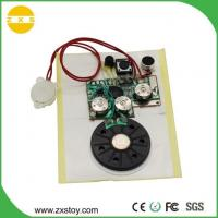 Buy cheap Electronic Pre-recorded Sound Modules for Greeting Cards from wholesalers
